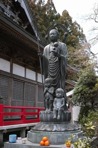 地蔵菩薩像