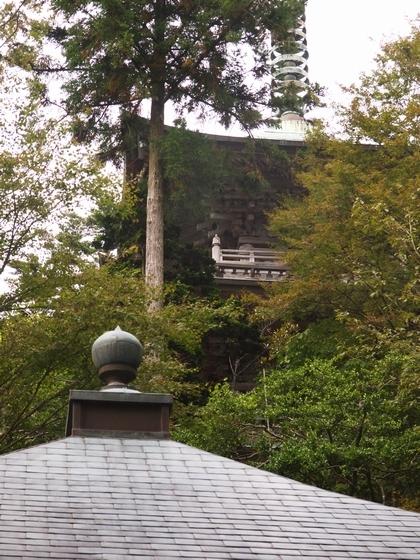 20番鶴林寺(18日)