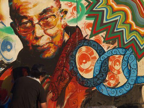 やはり、チベット仏教のあのお方